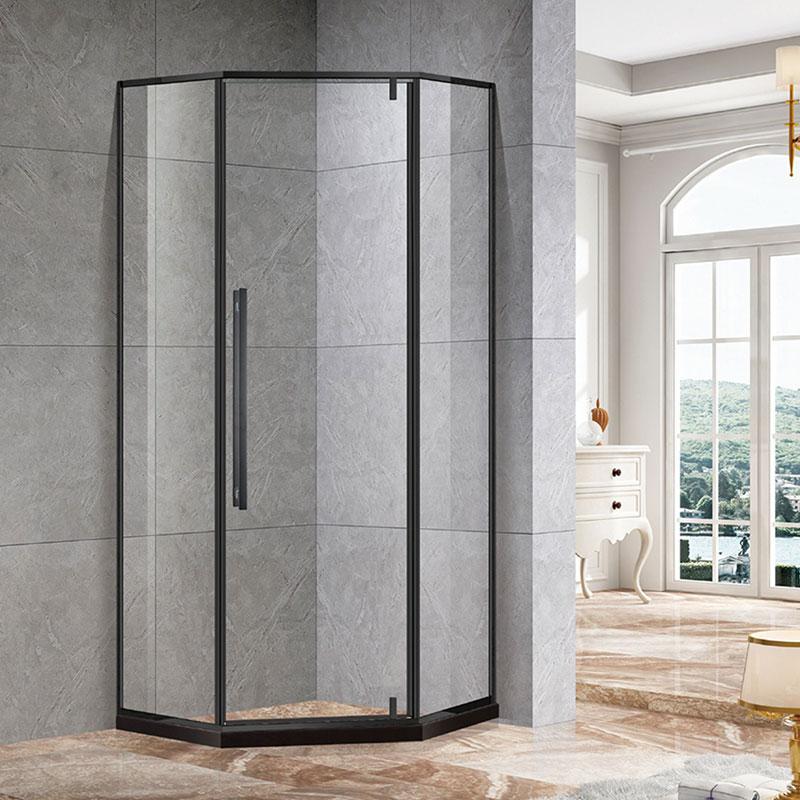 K-S14 钻石型/二固一开淋浴房
