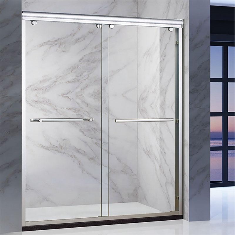 K-B09 屏风/双移门淋浴房