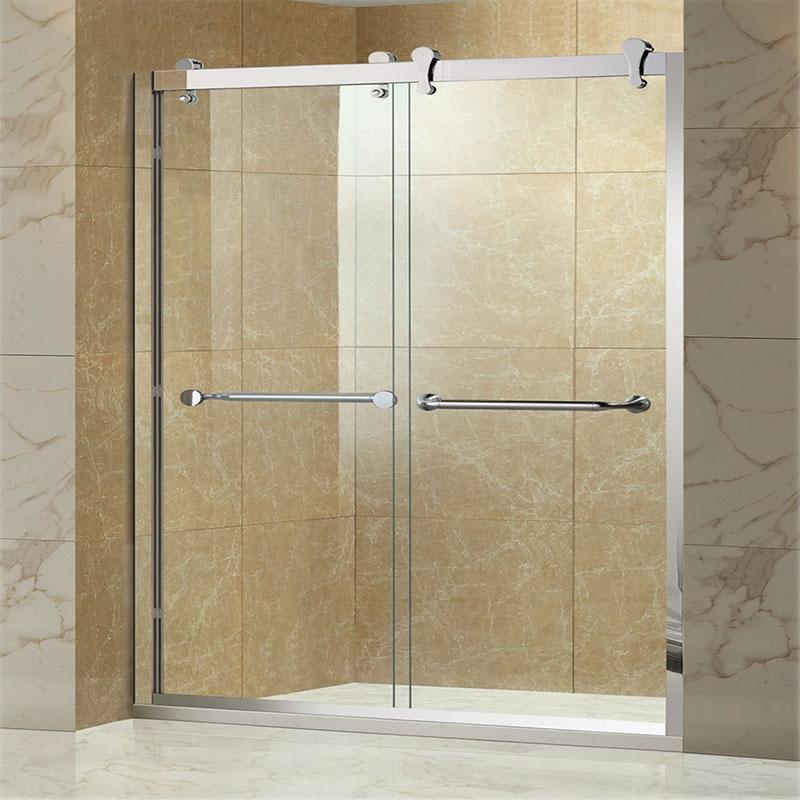 K-YS-A01 屏风/双移门淋浴房